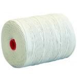 Cordeau coton tressé 600m fil diamètre 1,5mm