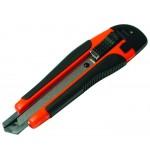 Cutter bi-matière lame 18mm