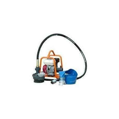 Pompe à câble submersible