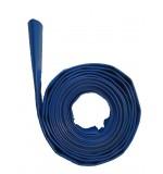 Tuyau de refoulement bleu d52mm lg 50m