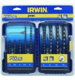 Coffret 9 forets de 5 à 12 mm